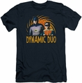 Batman slim-fit t-shirt Dynamic mens navy