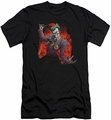 Joker slim-fit t-shirt Ave mens black