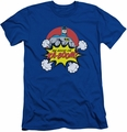Batman slim-fit t-shirt Kaboom mens royal