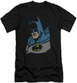 Batman slim-fit t-shirt Lite Brite mens black