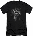 Batman slim-fit t-shirt Materialized mens black