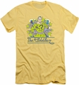 Batman slim-fit t-shirt Riddler Stars mens banana