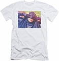 Batman slim-fit t-shirt Smooth Groove mens white