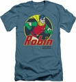 Batman slim-fit t-shirt The Boy Wonder mens slate