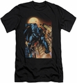 Batman slim-fit t-shirt The Dark Knight #1 NEW 52 mens black