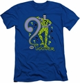 Batman slim-fit t-shirt The Riddler mens royal