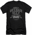 Batman slim-fit t-shirt University Of Gotham mens black