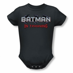 Batman snapsuit Batman In Training charcoal