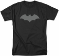 Batman t-shirt 52 Black mens black