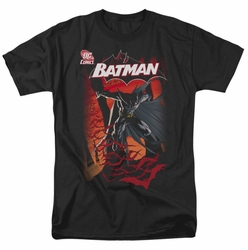 Batman t-shirt #655 Cover mens black