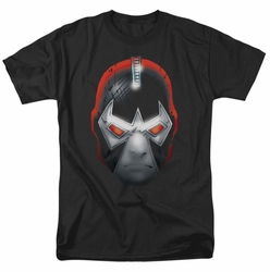 Batman t-shirt Bane Head mens black