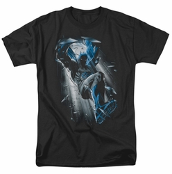 Batman t-shirt Bat Crash mens black