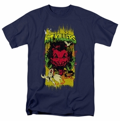 Batman t-shirt Bat Killers 2 mens navy