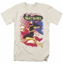 Batgirl t-shirt Crunch mens cream