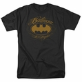 Batman t-shirt Batman L.A. mens black