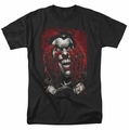 The Joker t-shirt Blood In Hands mens black