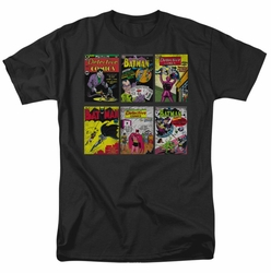 Batman t-shirt Bm Covers mens black