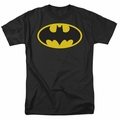 Batman t-shirt Classic Logo mens black