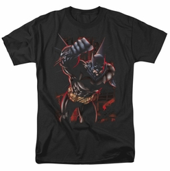Batman t-shirt Crimson Knight mens black