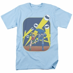 Batman t-shirt Detective #164 Cover mens light blue