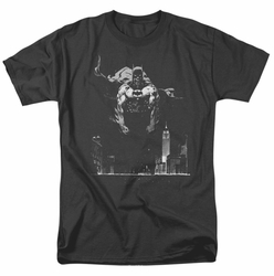 Batman t-shirt Dirty City mens black