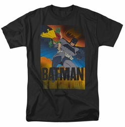 Batman t-shirt Dk Returns mens black