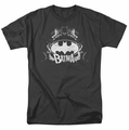 Batman t-shirt Grim & Gritty mens black