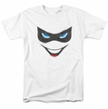 Harley Quinn t-shirt Harley Face mens white