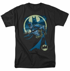 Batman t-shirt Heed The Call mens black