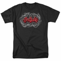 Batman t-shirt Hip Hop Logo mens black
