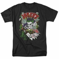 The Joker t-shirt Jokers Wild mens black