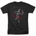 Catwoman t-shirt Kitten With A Whip mens black