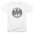 Batman t-shirt Knight Knockout mens white
