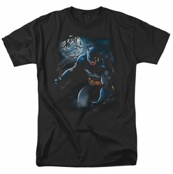 Batman t-shirt Light Of The Moon mens black