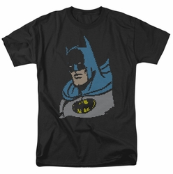 Batman t-shirt Lite Brite mens black