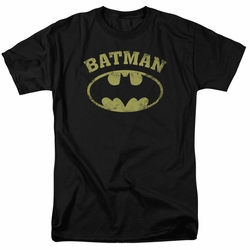 Batman t-shirt Over Symbol mens black