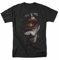 The Joker t-shirt Smile Of Evil mens black