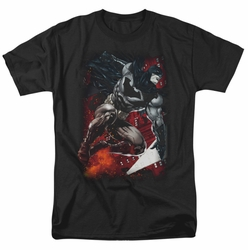 Batman t-shirt Sparks Leap mens black
