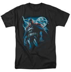 Batman t-shirt Stormy Knight mens black