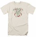 The Joker t-shirt The Joke's On You mens cream