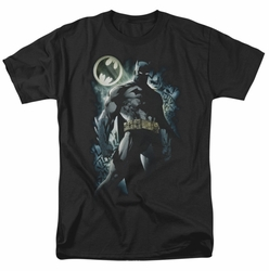 Batman t-shirt The Knight mens black