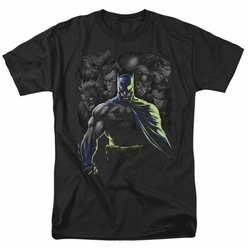 Batman t-shirt Villains Unleashed mens black
