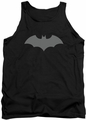 Batman tank top 52 Black adult black