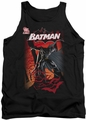Batman tank top #655 Cover adult black
