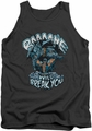 Batman tank top Bane Will Break You adult charcoal