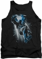 Batman tank top Bat Crash adult black