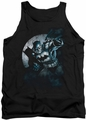 Batman tank top Batman Spotlight adult black