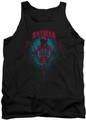 Batman tank top Carpe Nocturn adult black