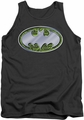 Batman tank top Circuits Logo adult charcoal