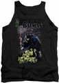 Batman tank top Cover #516 adult black